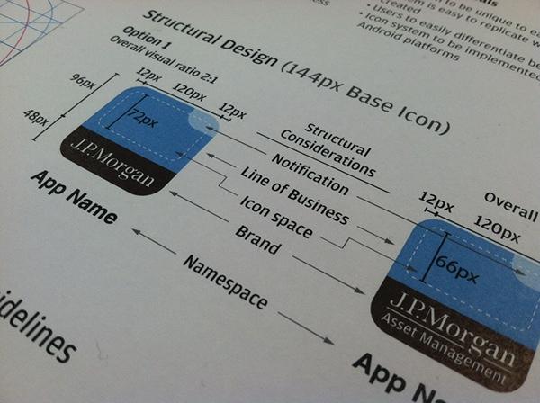 J.P. Morgan App Icon System 2