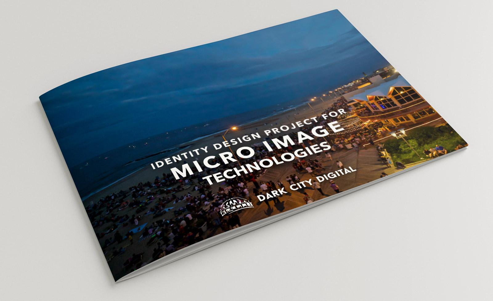 Micro Image Identity Presentation