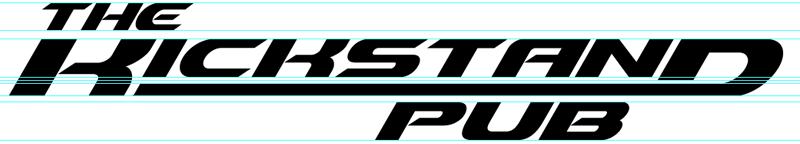 Chisel Design Kickstand Pub Logo