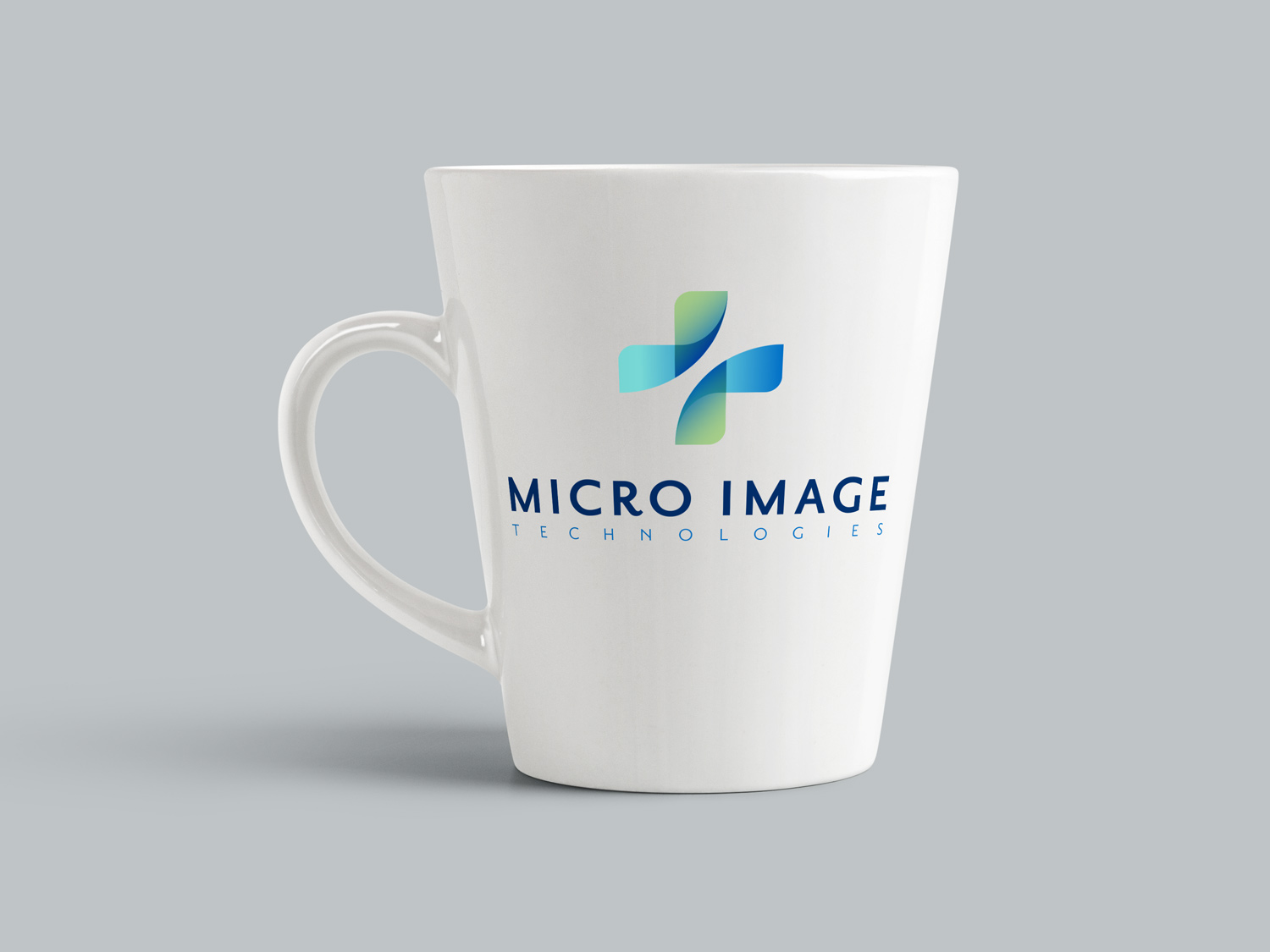 Micro Image Coffee Mug