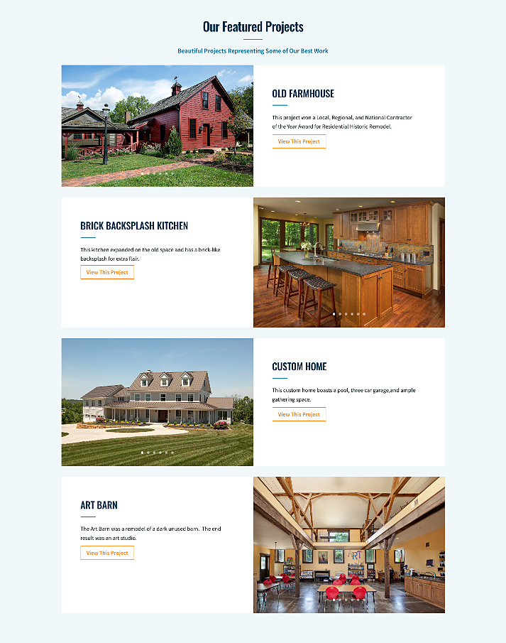 Our-Featured-Projects